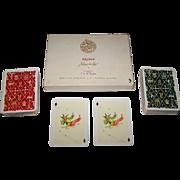 "Double Deck Fournier ""Romance Espagnol"" Playing Cards, C.S. de Tejada Designs, c.1953"