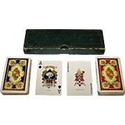 "Double Deck NYCC ""Deluxe No. 142"" Playing Cards, c.1925"