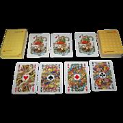 "Carta Mundi ""Nationale Nederlanden"" Playing Cards, c. 1984"