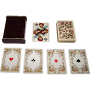 "Dondorf Playing Cards, ""Rokoko"" No. 158, Hamilton, HIlls & Co., c.1895"