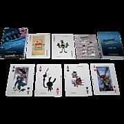 "Custom52 ""Cycle III"" Playing Cards, Multiple Artists"