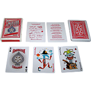 """Ameristar"" Playing Cards, Limited Edition, Maker Unknown, 16 Various Artists Designs, c.2003"
