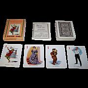 "Merrimack ""Peter Pan"" Card Game, ""Merrimack Version"" of 1912 Gibson and De la Rue Original, c.1980"