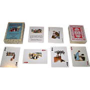 "Merrimack ""Kate Greenaway"" Playing Cards, Kate Greenaway Designs, c.1980s"