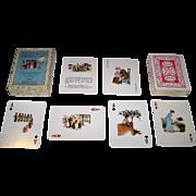 "Merrimack ""Kate Greenaway"" Playing Cards, Kate Greenaway Designs, c.1980s"