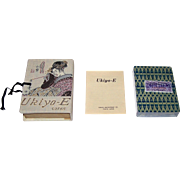 "Nintendo ""Ukiyo-E"" Playing Cards, Sanyo Enterprise Co. Publ., c.1960"