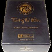"Artists Assembled LLC 78 Tarot Nautical ""Tarot of the Water"" Tarot Cards, Limited Collector's Editon w/ Book #318/1000"