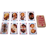 "Rhoon b.v. ""Kojak"" Playing Cards, Monty Gum Publisher, c.1975"