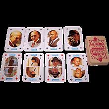 "Rhoon b.v. ""Kojak"" Playing Cards, Monty Gum Publisher, c.1975"