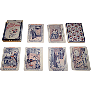 Parabeco Fortune Telling Cards, c.1920-1930