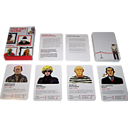 "Laurence King Publishing, Ltd. ""The Art Game"" Card Game, Mikkel Sommer Designs, James Cahill ""Valuation"""