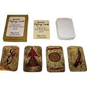 Wayland Apache Playing Cards, c.1972