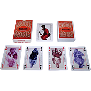 "Juice ""Music Icons"" Playing Cards, Mr. Juice Designs"