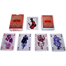 """Juice """"Music Icons"""" Playing Cards, Mr. Juice Designs"""