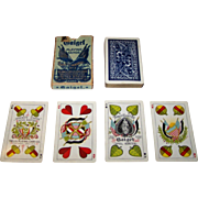 "USPC ""Americanische Gaigel"" Gaigel Playing Cards, c.1895"
