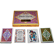 "Double Deck Fournier ""Espana Impériale"" Playing Cards, Ricardo ""Serny"" Summers Designs, c.1983"