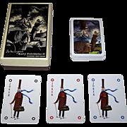 """KZWP/Trefl """"Zako Lejone"""" (?) Playing Cards, Karty Podróznika IC, Adam Pekalski Designs"""