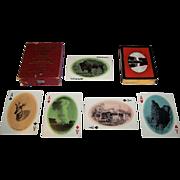 "Haynes ""Yellowstone National Park"" Souvenir Playing Cards, c.1906"