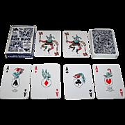 "Fournier ""Naipe Poker Bridge por Mingote,"" MYR Ediciones Publ., Antonio Mingote Designs, c.1968"