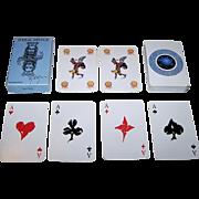"""Muller """"Zodiac Bridge"""" Playing Cards (52/52, 2J), René Marcel Rivière Designs, c.1975"""