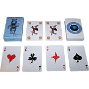 "Muller ""Zodiac Bridge"" Playing Cards (52/52, 2J), René Marcel Rivière Designs, c.1975"