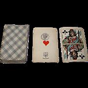 "Johann Peter Bürghers ""Berlin Pattern"" Playing Cards, c.1895"