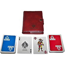 "Double Deck Protea ""Mmabatho Sun"" Souvenir Playing Cards"