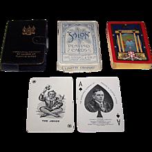 "Worshipful Company (De la Rue) Playing Cards, ""British Empire Exhibition"" c.1924"