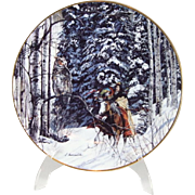 Bradford Exchange Keeper of the Secret Collector Plate by Julie Kramer Cole 7th in Collection
