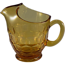 Viking Georgian Amber 30 Ounce Pitcher