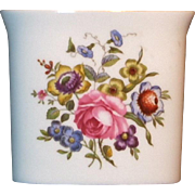 Royal Worcester Cigarette Holder in Bournemouth Pattern