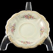 Rosenthal-Continental Pompadour Style Demitasse Saucer Pattern 3418