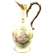 Lefton Japan Miniature Pitcher 1617