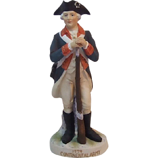 Lefton 1779 Continental Army Soldier KW181