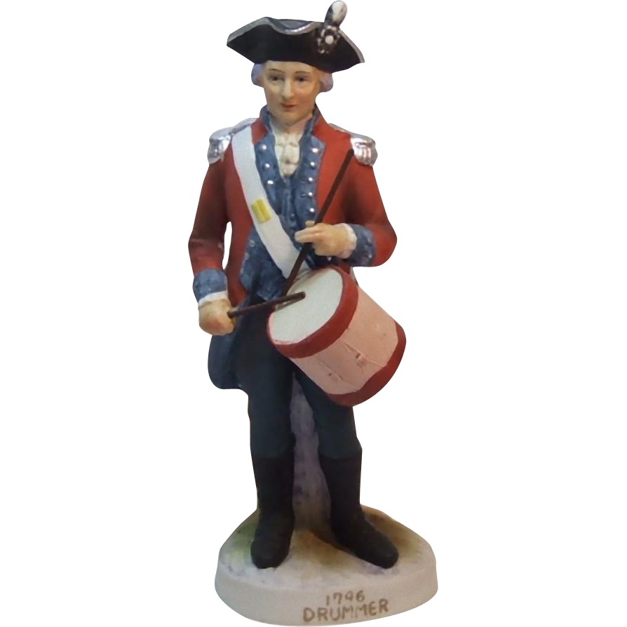 Lefton 1796 Drummer KW181