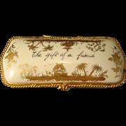 Vintage Limoges Le Tallec Trinket Box for Tiffany & Co