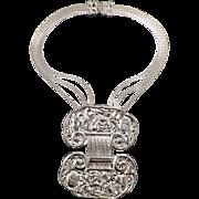 Judith Leiber Runway Necklace