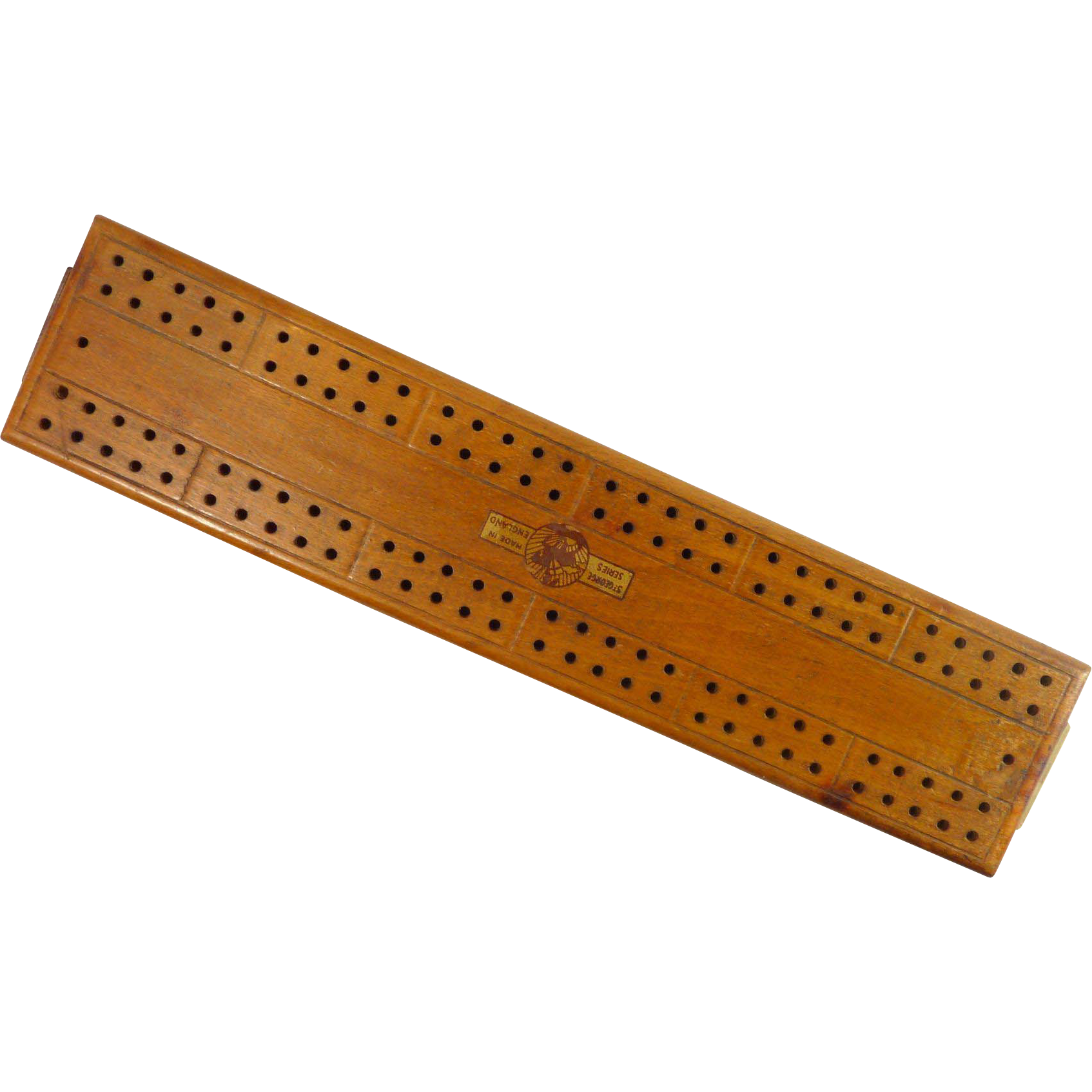 Advertising Cribbage Board – St George Series