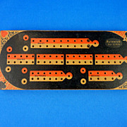 Rare Game Counting Board
