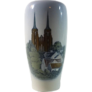 Lovely Royal Copenhagen Porcelain Vase