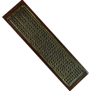 Le Count Cribbage Board