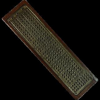 Le Count Cribbage Board