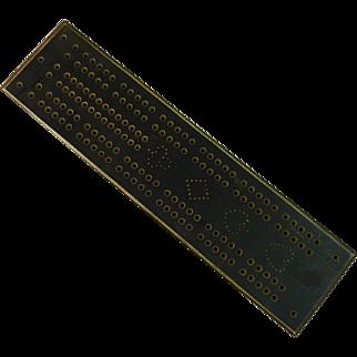 Interesting Cribbage Board