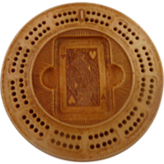 Cribbage in the Round with Original Box