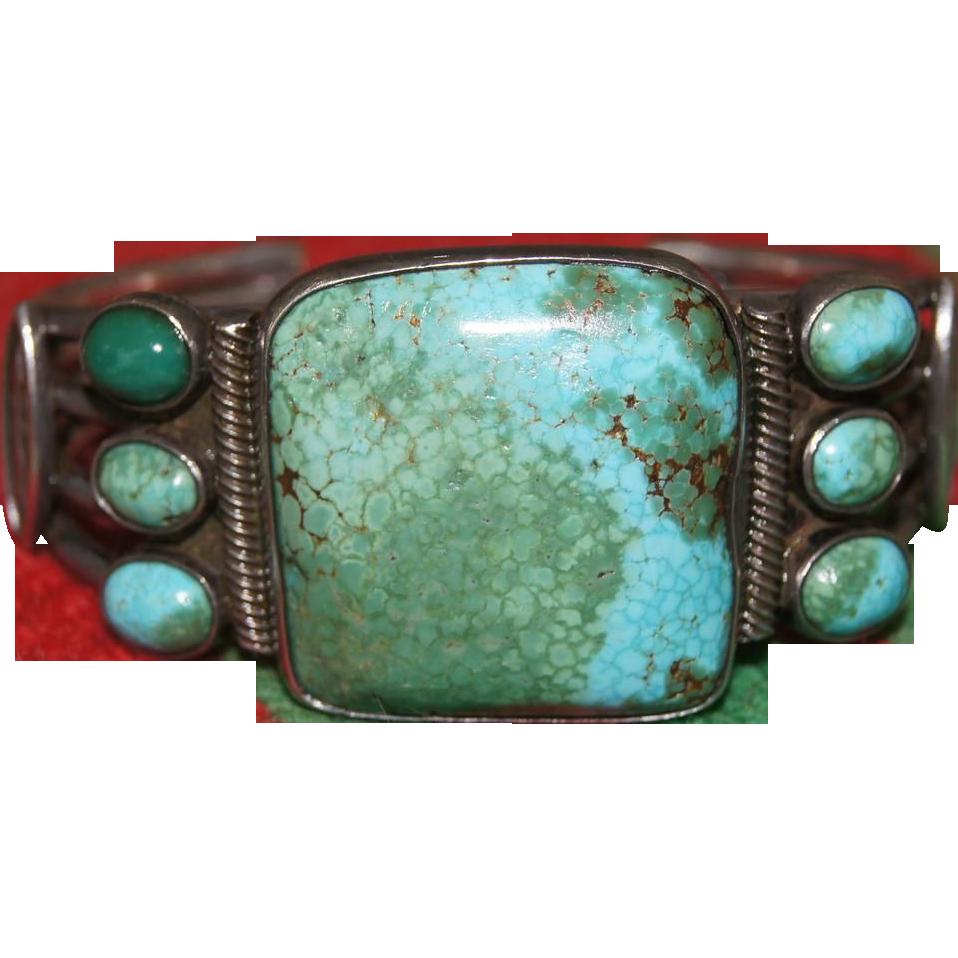 Cerrillos Turquoise Bracelet