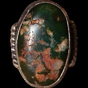 Cerrillos Turquoise Ring