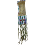 Southern Cheyenne Beaded Pipe Bag 1870's