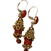Oaxaca Wedding Earrings