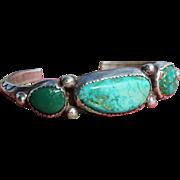 Turquoise Ingot Bracelet