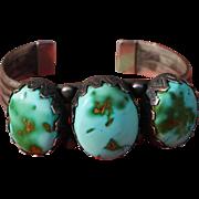 Vintage Royston Turquoise Bracelet